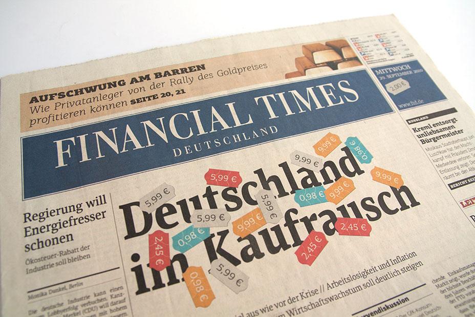 Financial Times Deutschland - twotype